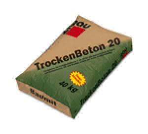 Baumit TrockenBeton 20
