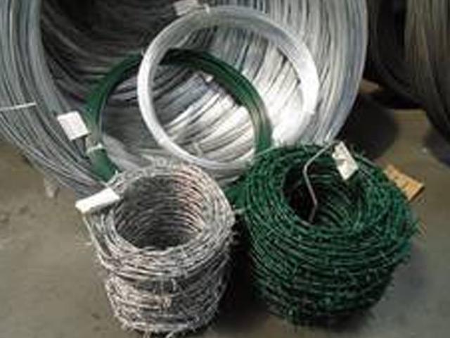 Drôty a ostnané drôty