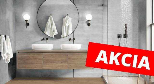 Kúpeľňové štúdio - akciová ponuka