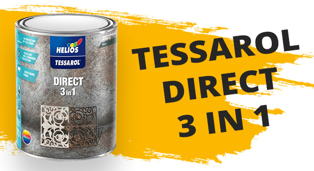 Tessarol Direct 3 in 1